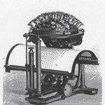 Mașina de scris a lui Friedrich Nietzsche