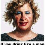 Femeile și băutura…