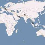 Ocolul Pământului în 66 de ore