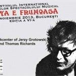 The Workcenter of Jerzy Grotowski and Thomas Richards