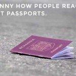 Pașaport de România