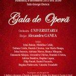 Gala de Operă 2013