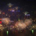 2014: cu revelionul în jurul lumii