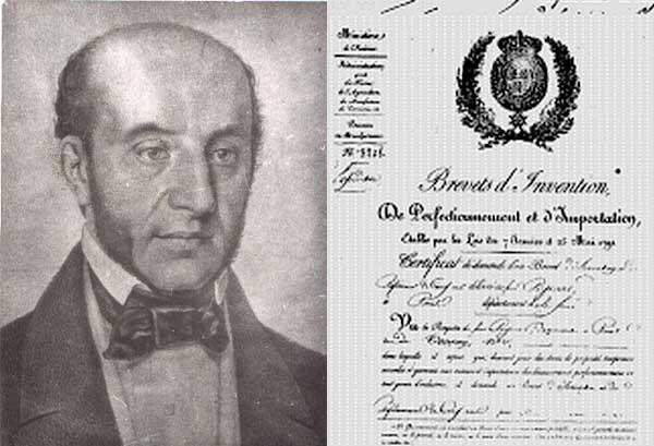 Vestitul Petrache Poenaru: povestea unui inventator român