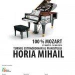 100% Mozart cu Horia  Mihail şi Pianul Călător