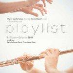 Flaut şi pian – într-un Playlist desăvârşit