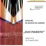 """Concursul """"Duo Pianistic"""""""