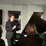 Horia Mihail a cântat Mozart la New York în turneul Pianul călător
