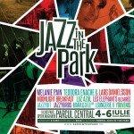 Jazz in the Park: muzicii îi stă bine în parc