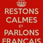 Parlons français!