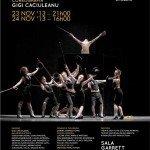 Premieră internațională: Gigi Caciuleanu la Lisabona
