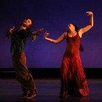 Flamenco în genunchi, la TVR