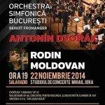 """Seria de concerte """"Capodopere Ale Marilor Compoziori"""" (II) – Antonín Dvořák"""