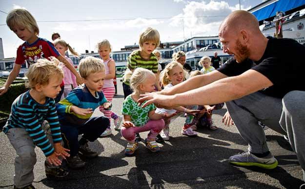 copii-Danemarca