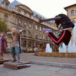 Dansând prin București