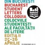 BucharEst STudent BEST Letters Colloquia
