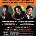 Berlin Philharmonic Concertmaster & Orchestra Simfonică București