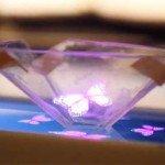 Cum îți construiești o hologramă