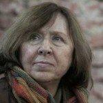 Svetlana Alexievich a primit premiul Nobel pentru literatură pe 2015