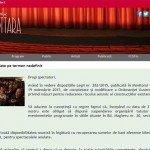 Teatrul Nottara si-a suspendat activitatea