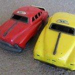 Două taxiuri îndrăgostite
