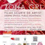 Zona Gri – seară de proiecţii despre spaţiul public românesc