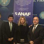 Secretarul general al Organizaţiei Mondiale a Vămilor în vizită la A.N.A.F – Direcţia Generală a Vămilor