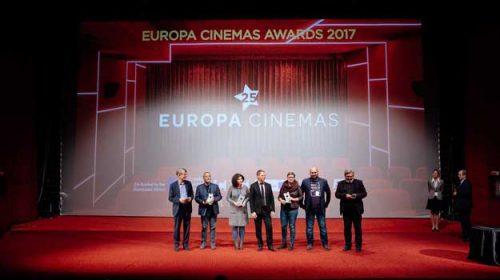 Cinema Elvire Popesco – premiat la Europa Cinemas
