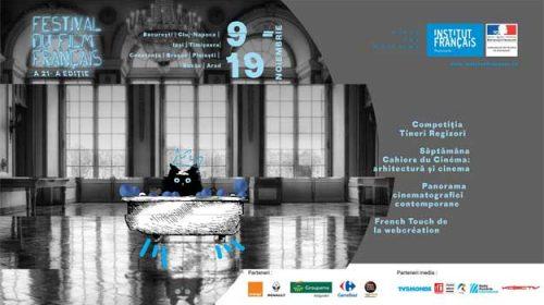 Festivalul Filmului Francez – ediția a 21-a