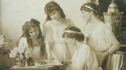Noblețea simplității – Fiicele Țarului