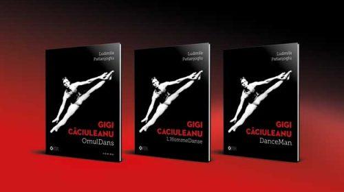 """Albumul """"Gigi Caciuleanu – l'HommeDanse"""" la Consiliului Internațional al Dansului al UNESCO"""