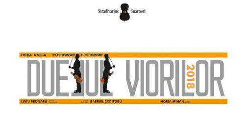 Duelul viorilor – Stradivarius sau Guarneri? – ediţia 2018