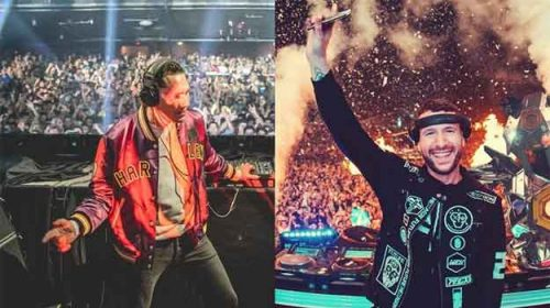 Tiësto și Don Diablo la Romexpo