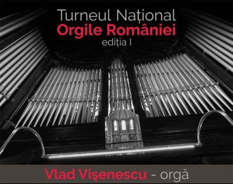 """Turneul Naţional """"Orgile României"""" s-a încheiat cu succes la Catedrala Sf. Iosif din Bucureşti"""