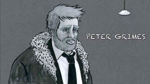 Peter Grimes, de Benjamin Britten interpretată în premieră la București