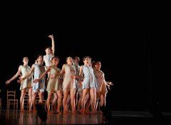 Tinerețea și bucuria de a dansa, pe scena TNB