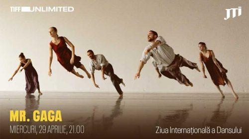 De Ziua Dansului, JTI vă invită la film, pe TIFF Unlimited