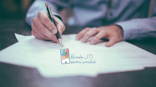 """""""Bursele JTI pentru Jurnaliști"""" – lansarea ediției 2020-2021"""