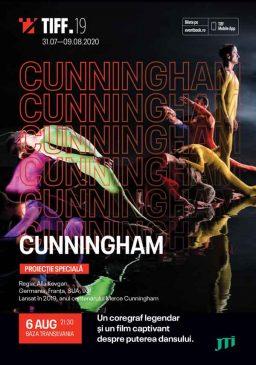 """Cunningham – """"o minune vizuală"""""""