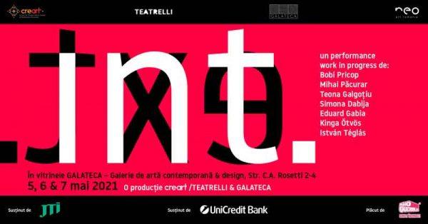 INT. EXT. – un spectacol-manifest despre condiția artistului în pandemie