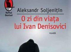 O zi din viața lui Ivan Denisovici de Aleksandr Soljenițîn