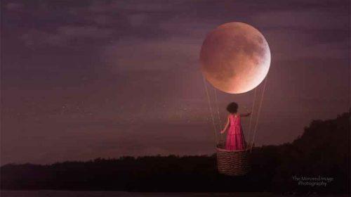 Sub luna plina